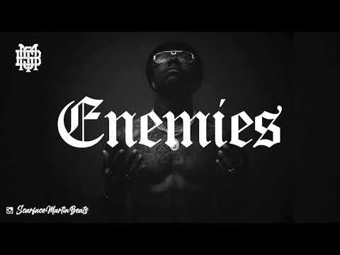 'Enemies' – Hip Hop Underground Instrumental | Old School Type Boom Bap Beat | Base De Rap