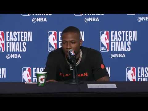 Terry Rozier Postgame Interview | Celtics vs Cavaliers Game 6