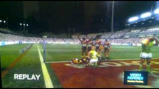 Rugby League 3 Video Referee Decision