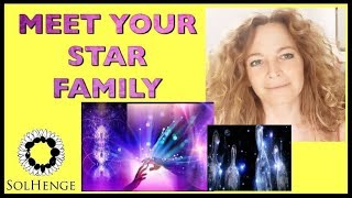 MEET YOUR GALACTIC STAR FAMILY