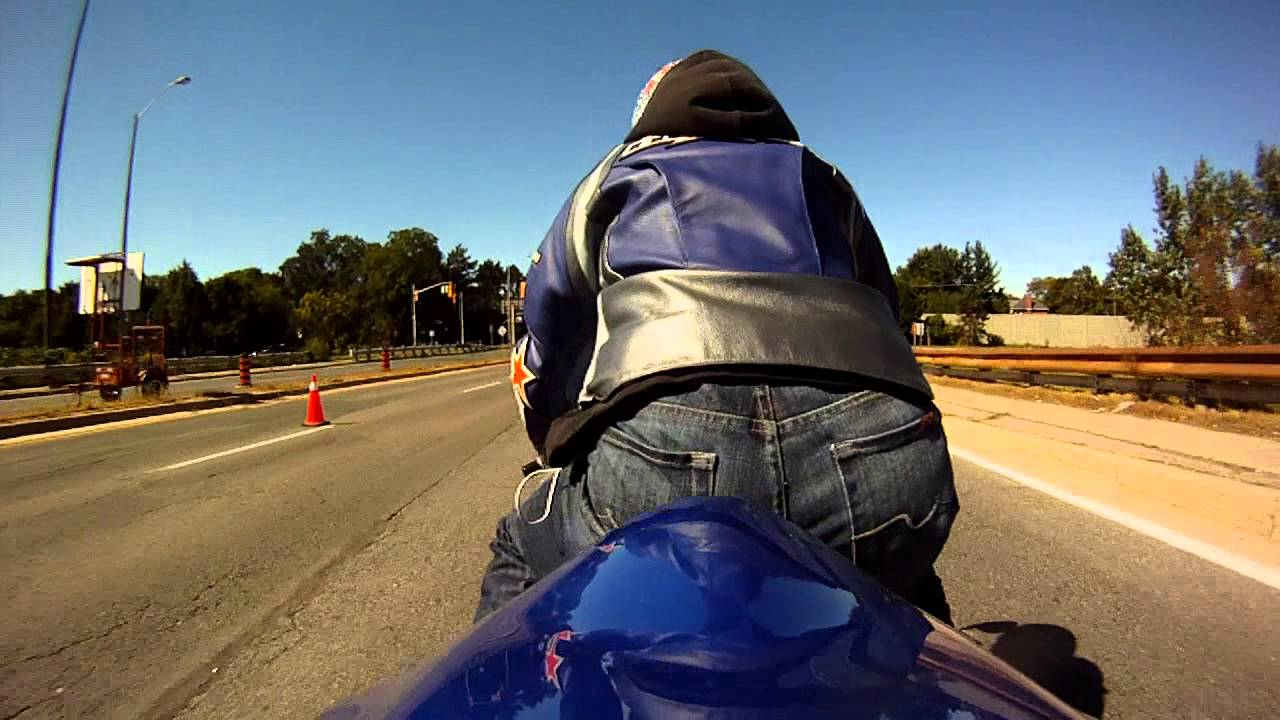 2004 Kawasaki Ninja Zx6r 636 Homemade Quick Shifter Test Run Youtube