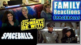 Spaceballs | FAMILY Reactions
