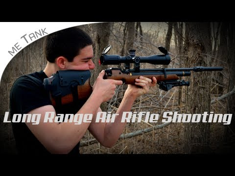 Long Range Air Rifle Shooting - Episode 2(1080p)