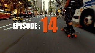 The NYC Electric Skateboard - Episode 14 - The Boosted Board Meet