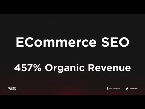 ECommerce SEO Guide - 457% Organic Revenue Increase In 4 Months