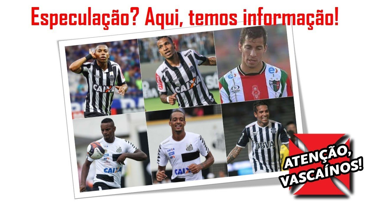 Com responsabilidade, canal atualiza todas as notícias do Vasco   Atenção, Vascaínos!