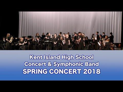 Kent Island High School Spring Concert 2018