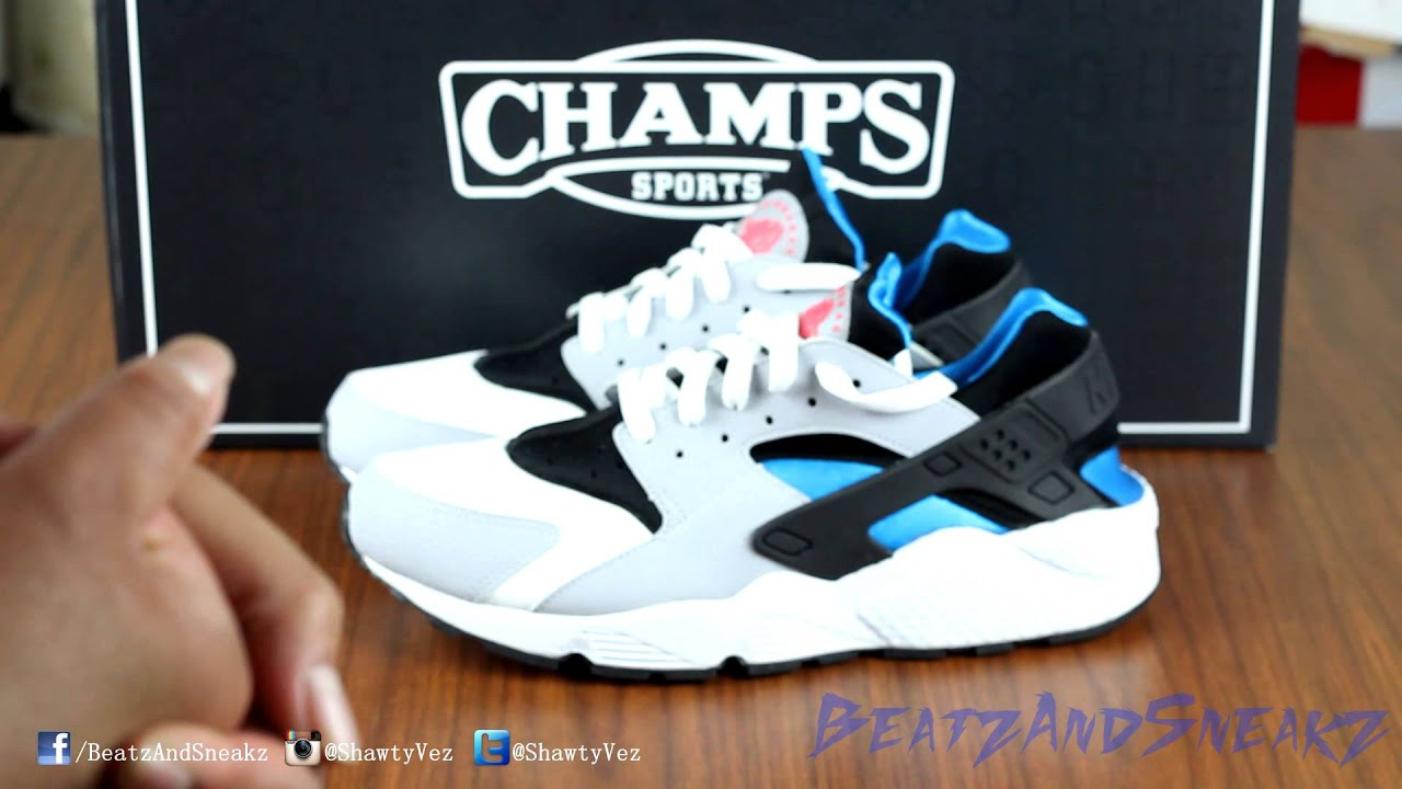 216d77af11a2 ... new style nike air huarache review champssports youtube c871f 6901f