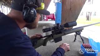 338 Lapua with 150 Cold Shot Scope Base   Heritage Arms, Inc