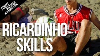 Insane Football Skills - Ricardinho | Brazil Freestyle Champion
