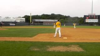Wyatt scores on Maguire error 1st North Harford/James M. Bennett baseball 3A state finals 5/26/12