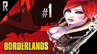 ◄ Borderlands Walkthrough HD - Lilith - Part 1