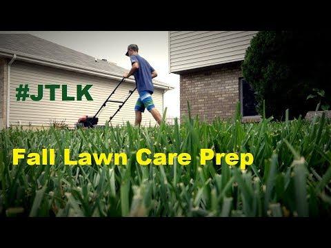 Fall Lawn Care Prep | Bio-Stimulants | More Updates
