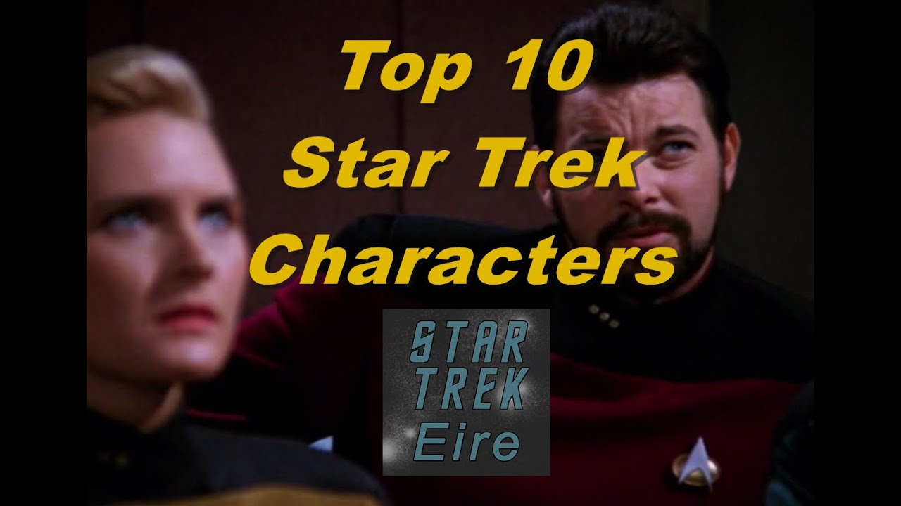 Top 10 Star Trek Characters