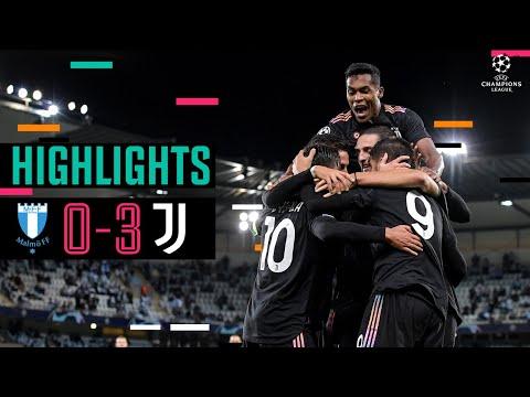 Malmö Juventus Goals And Highlights