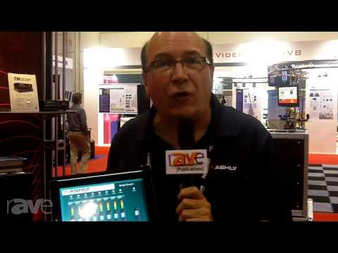 InfoComm 2013: Ashly Audio Launches Remote iPad App