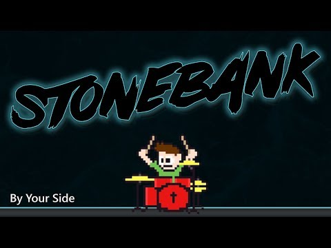 Stonebank - By Your Side (Blind Drum Cover) -- The8BitDrummer