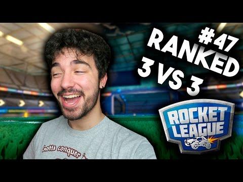 ROCKET LEAGUE #47 RANKED DE 3 ? HEHE C/Miss & Baby