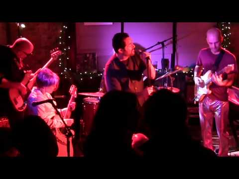 Beacon Music Factory plays Ziggy Stardust