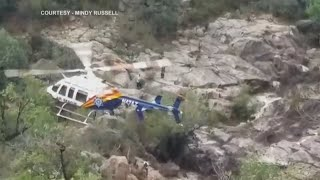 Witnesses recall rescue effort during deadly flash flood in Payson