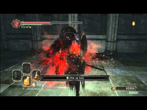 Dark Souls 2 - Ring Of Blades +2 Location, Plus, Getting It The Easy Way.