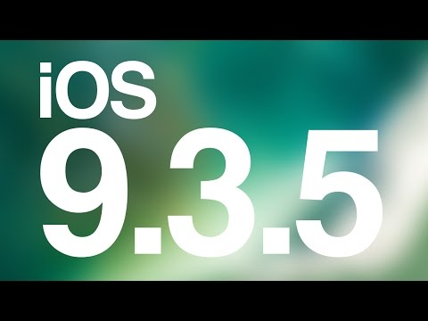 How To Update IPhone IPad IPod To IOS 9.3.5