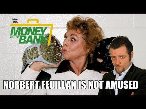 Norbert Feuillan is Not Amused - Fabulous Moolah et la Women's Revolution