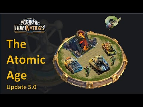 Dominations Update 5.0 || The Atomic Age || introduction by StabDominations | 2016.11.08