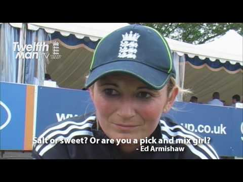 TwelfthMan TV - Charlotte Edwards Answers Fan Questions