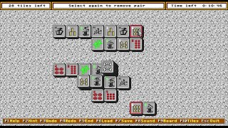 Softdisk - Tiles of the Dragon - 1993