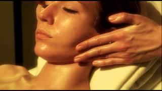 Косметический массаж лица и шеи