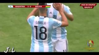 Todos los Goles de la Copa América Centenario 2016 HD 720p (50FPS)