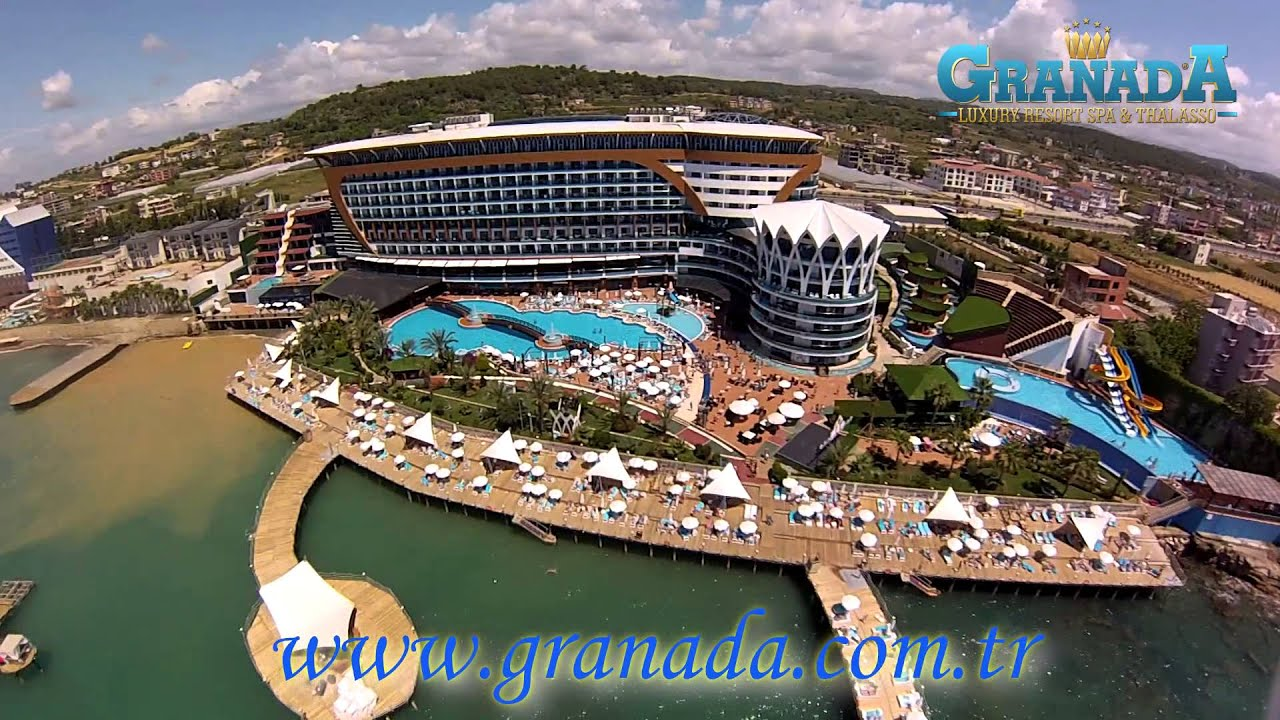 Granada Luxury Sunny Day - 02.05.2014 - YouTube