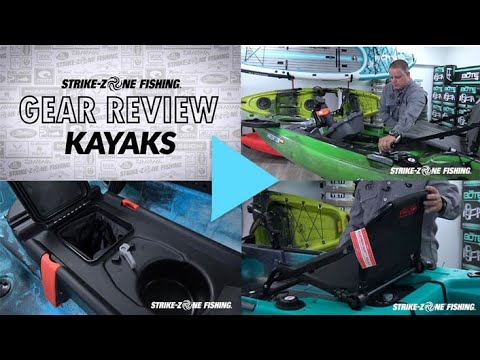 Gear Review: 2019 Best Fishing Kayaks