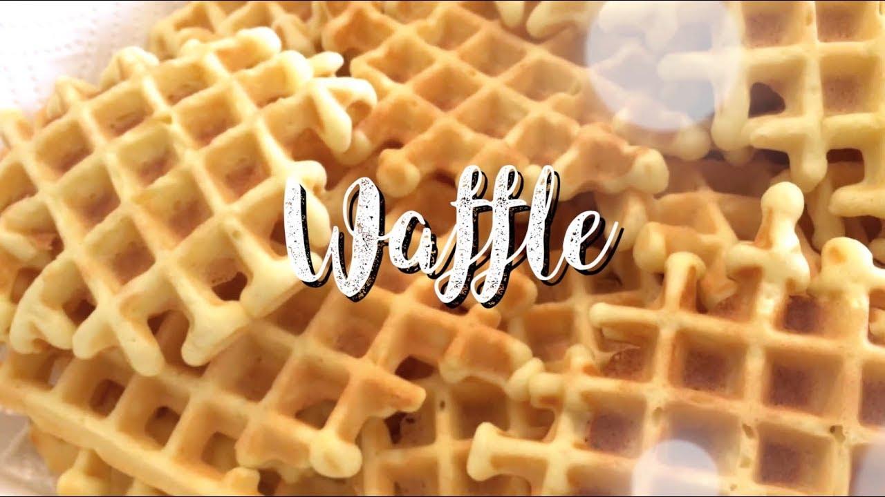 Ricetta Waffle Di Benedetta.Waffles Recipe Waffle Fatti In Casa Ricetta Facilissima Easy Recipe Waffles Recipe