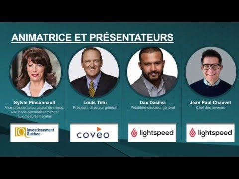 Webinaire IQ – Bâtir au Québec des entreprises de classe mondiale