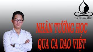 Nhân tướng học qua ca dao Việt