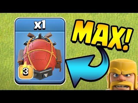 MAX THAT BLIMP!  TH12 Farm To Max | Clash Of Clans