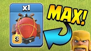 MAX THAT BLIMP!  TH12 Farm to Max | Clash of Clans