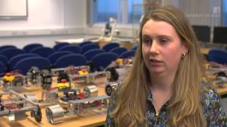 Year two undergraduate project - The Martian Mile