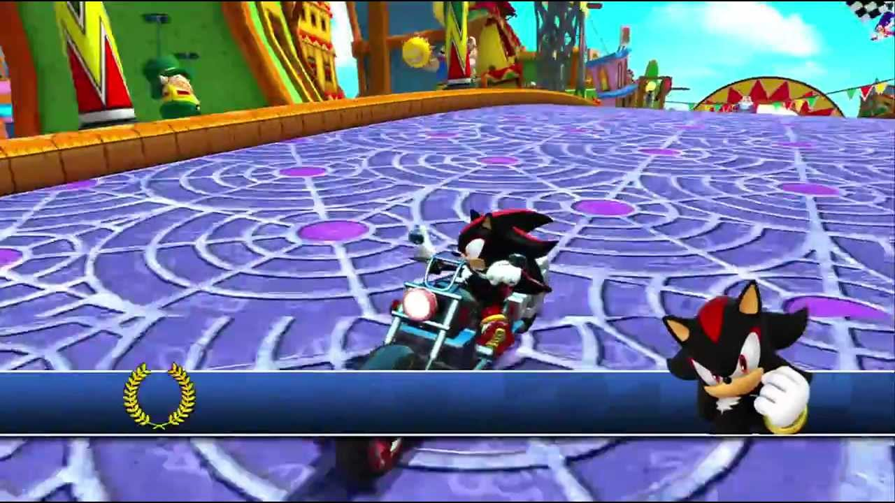 5645034a169c Sonic   Sega All-Stars Racing with Banjo-Kazooie Xbox 360 720P gameplay  Chao Cup
