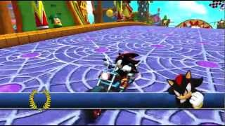 Sonic & Sega All-Stars Racing with Banjo-Kazooie Xbox 360 720P gameplay Chao Cup