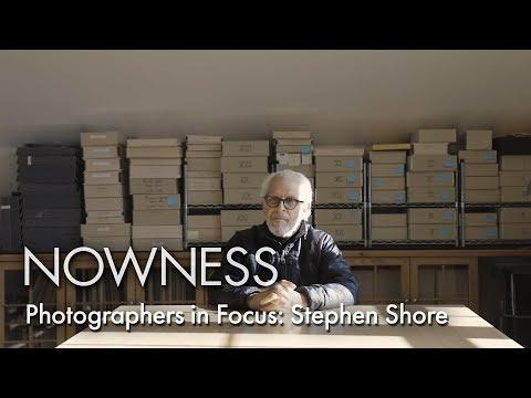 Photographers In Focus: Stephen Shore
