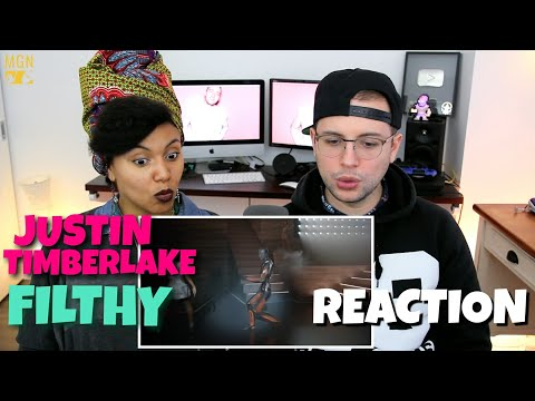 Justin Timberlake - Filthy | REACTION