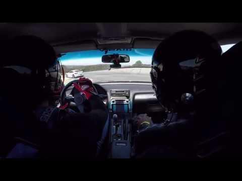 Laguna Seca   NSX vs GT4
