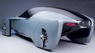 Rolls-Royce Vision Next 100 (103EX) - interior Exterior