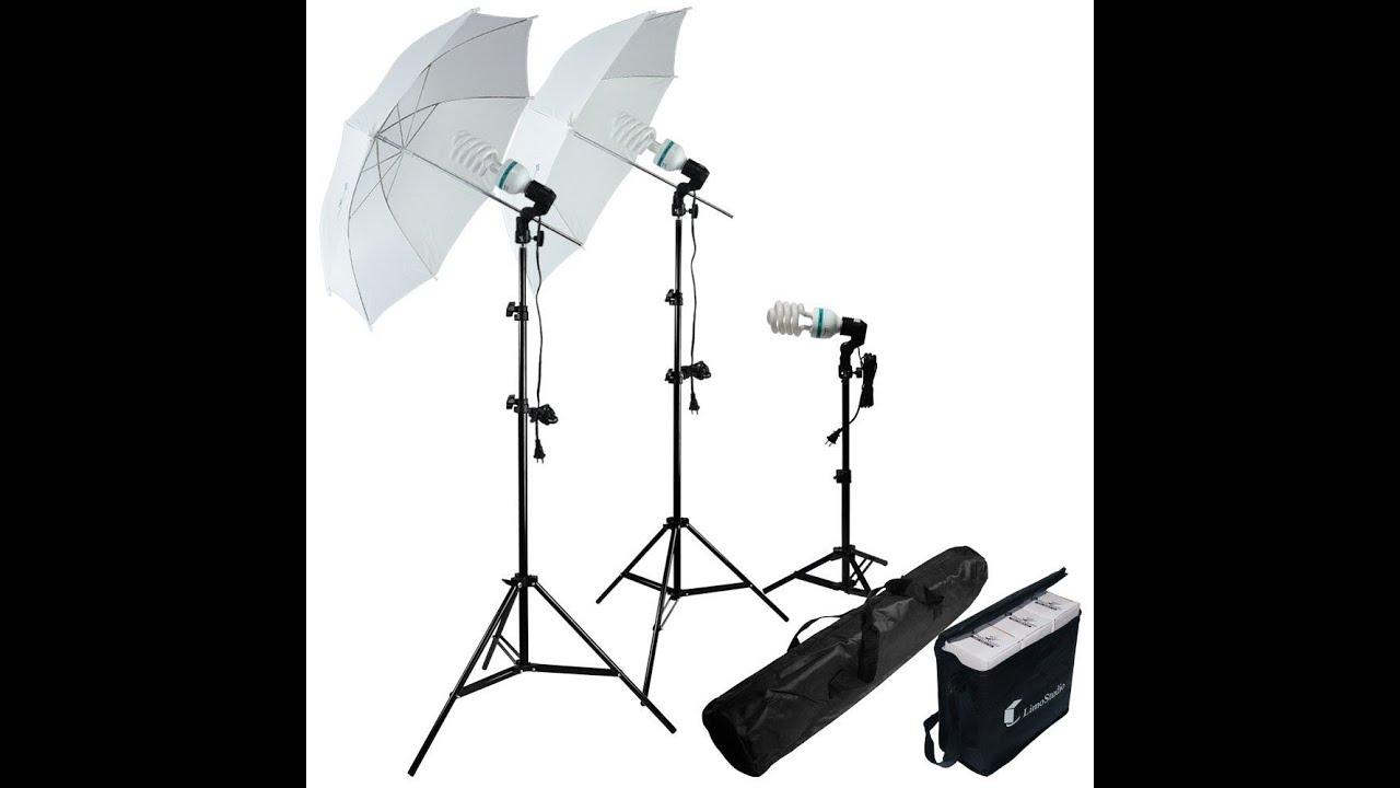 Setup  for Umbrella Photography Lights  157uhy