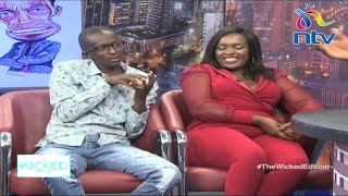 Njungush and wife Wakavinye hilariously share how they started dating 😂💖| #WickedEdition
