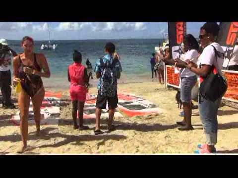 ST KITTS-NEVIS CROSS CHANNEL SWIM 2014