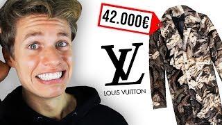 Ich bestelle das TEUERSTE Produkt von LOUIS VUITTON 💰